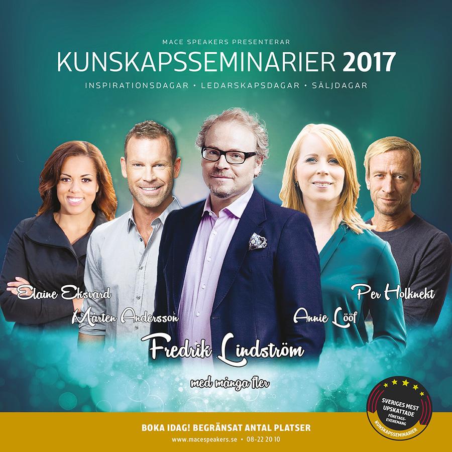 kunskapsseminarier 2017 stockholm göteborg malmö