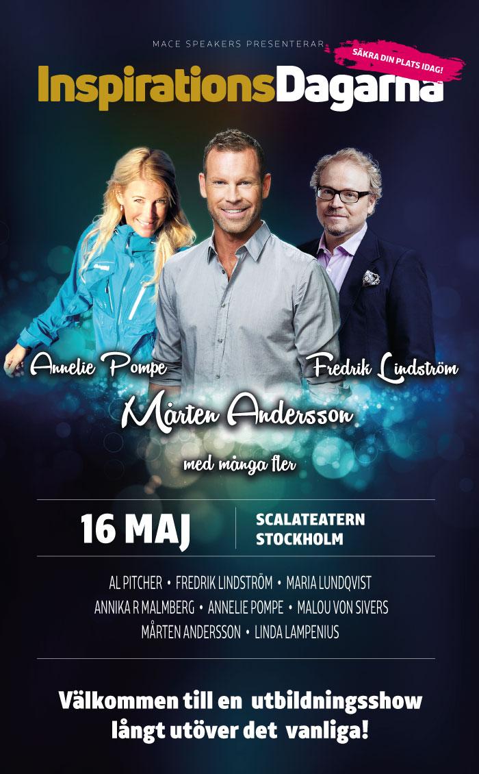 inspirationsseminarium stockholm 2017